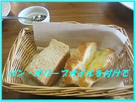 パン オリーブオイル添え ブログ