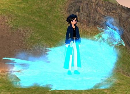 青のフェニックス
