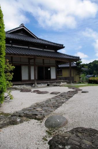 康國寺の書院