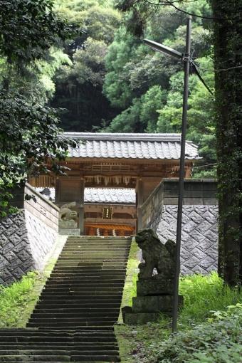 畑垣の恵曇神社