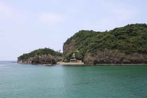 宅野の韓島