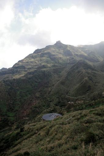 茶壺山と黄金博物園区