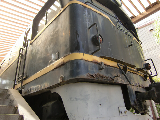 EH1061電気機関車-10
