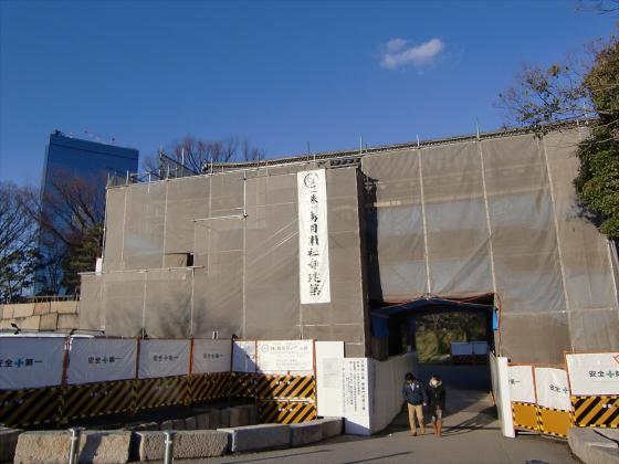 大坂城公園梅林2014-03