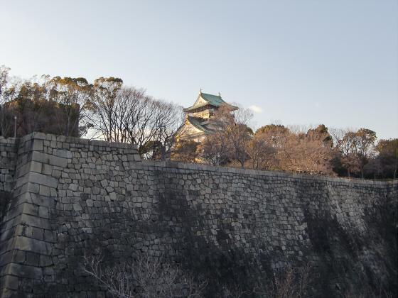 大坂城公園梅林2014-20
