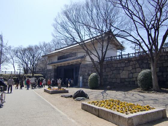 大阪城公園梅林20132-01