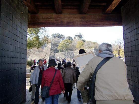大阪城公園梅林20132-02