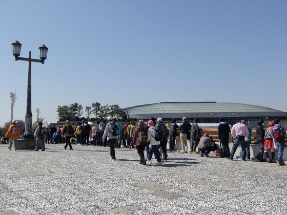 大阪城公園梅林20132-24
