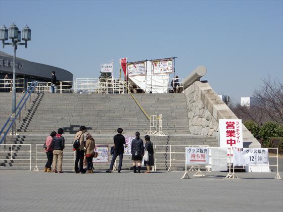 大阪城公園梅林20132-25
