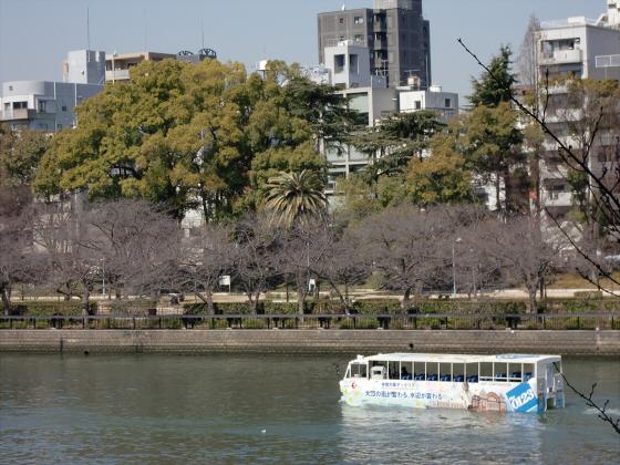 大阪城公園梅林20132-26