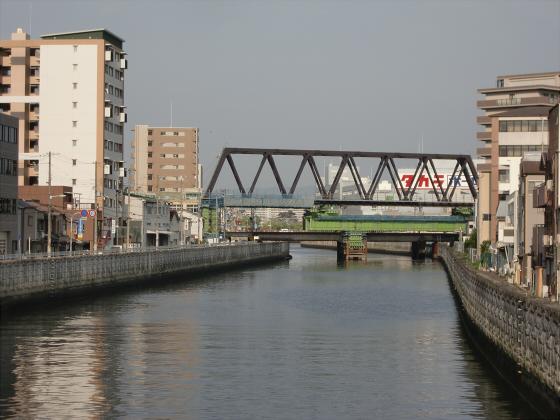 城東貨物と工事中の橋03