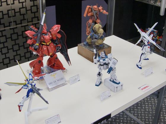 メタボの模型コンテスト10-10