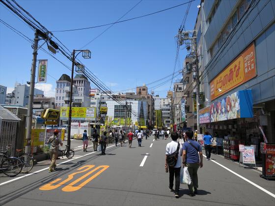 6月と9月の大阪日本橋02