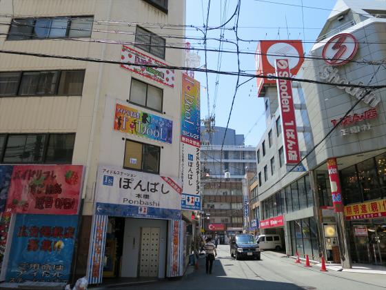 6月と9月の大阪日本橋04