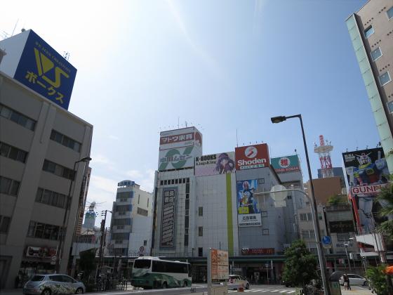 6月と9月の大阪日本橋13