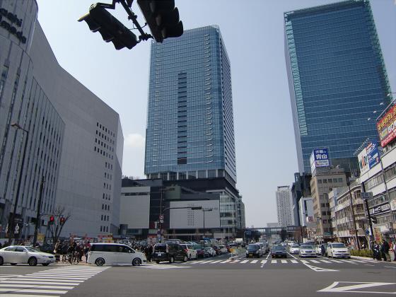 梅田ヨドバシとグランフロント01