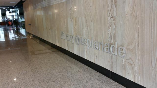 library@esplanade