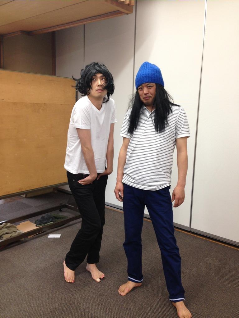 トオルと竹山さん