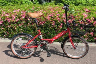 自転車の 自転車 サドル 交換 レンチ : サドル交換後の折りたたみ ...
