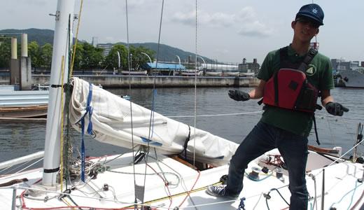 第11回神戸大学海事科学部 深江祭(2)-2