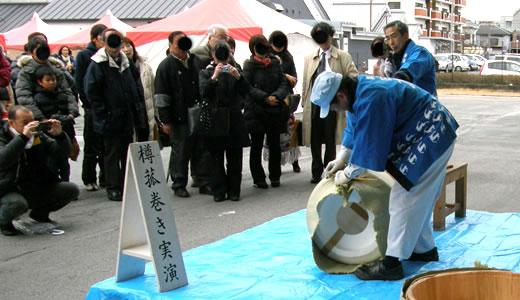 西宮の酒蔵無料開放デー・白鹿蔵開き(3)-2