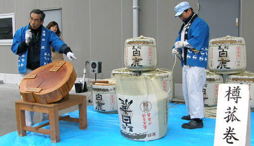 西宮の酒蔵無料開放デー・白鹿蔵開き(3)-3