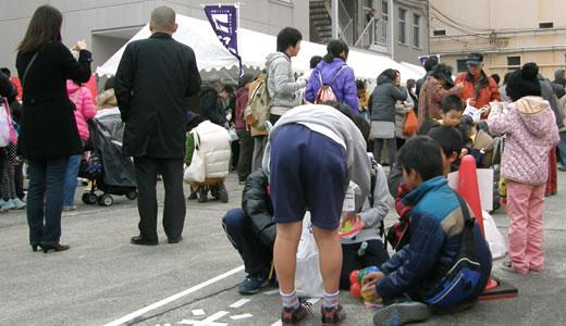 沢の鶴蔵開き2014-4