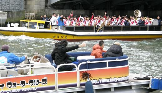 浜福鶴吟醸工房蔵開き&水都大阪川開き2014-2