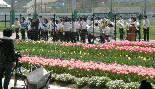 Easter Fair、アーモンド並木と春の音楽会&六甲アイランドチューリップ祭-3