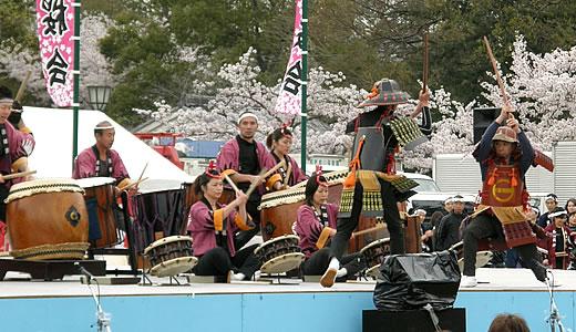 姫路城観桜会(2)-5