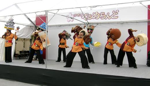 姫路城観桜会-5