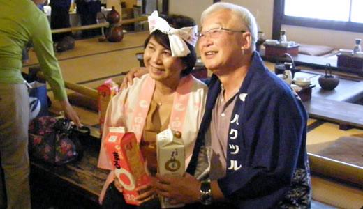 白鶴酒蔵開放2014-3
