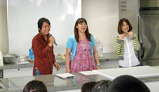 KOBEパンの日@神戸国際調理製菓専門学校-5