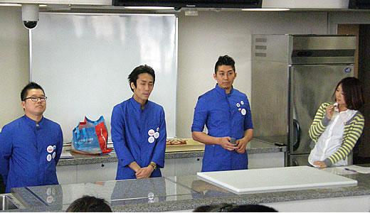 KOBEパンの日@神戸国際調理製菓専門学校(2)-1