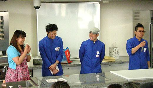 KOBEパンの日@神戸国際調理製菓専門学校(2)-2