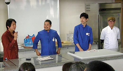 KOBEパンの日@神戸国際調理製菓専門学校(2)-3