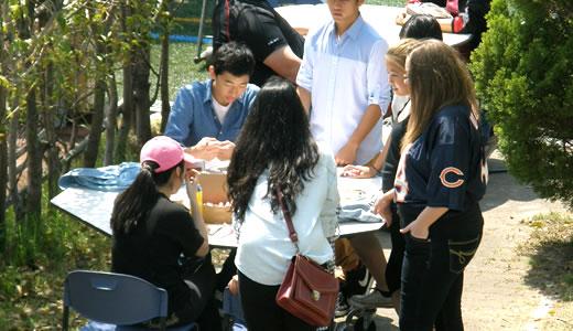 Food and Fun Fair 2014@カナディアン アカデミー(2)-2