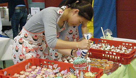 Food and Fun Fair 2014@カナディアン アカデミー(2)-4