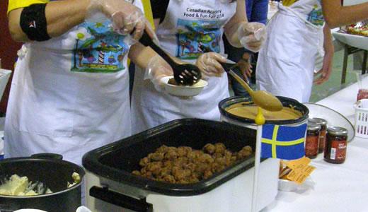Food and Fun Fair 2014@カナディアン アカデミー(5)-1