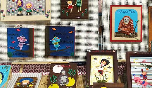 アート&てづくりバザール in KOBE2014-3