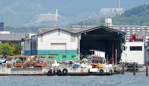 ぐるっとびわ湖島めぐり(4)-4