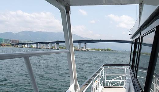 ぐるっとびわ湖島めぐり(5)-1