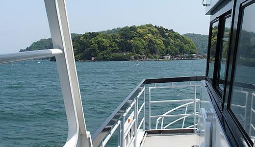 ぐるっとびわ湖島めぐり(5)-3