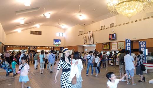 トロッコ列車@嵯峨野-2