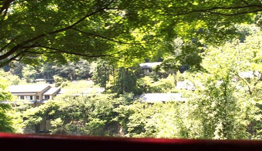 トロッコ列車@嵯峨野(2)-1