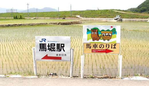 トロッコ列車@嵯峨野(3)-5