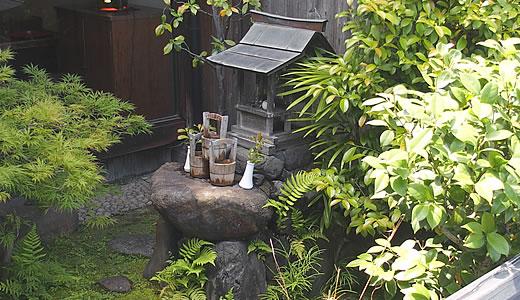 京都鴨川納涼床-4