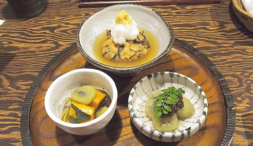 蕎麦の実 よしむら@五条烏丸通り-4