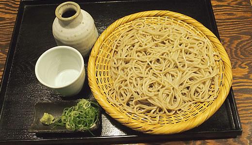 蕎麦の実 よしむら@五条烏丸通り-5