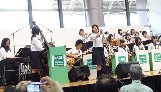 第34回NABL BIG BAND JAZZ FESTIVAL(2)-2